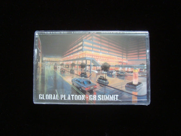 Global Platoon ‎– G8 Summit (Tape)