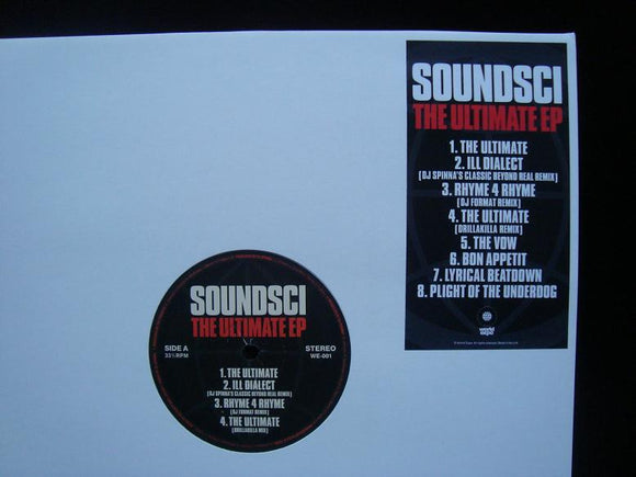 Soundsci – The Ultimate (EP)