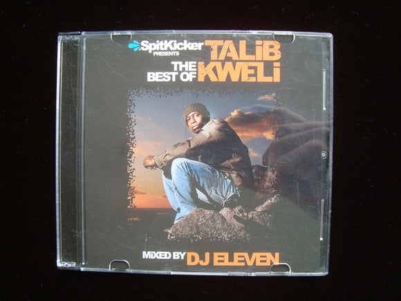 SpitKicker pres. - The Best Of Talib Kweli (CD)