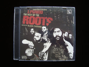 J.Period pres. ‎– The Best Of The Roots (CD)