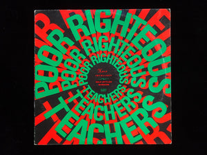 "Poor Righteous Teachers ‎– Holy Intellect / Self-Styled Wisdom (12"")"