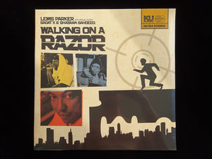 Lewis Parker ‎– Walking On A Razor (EP)