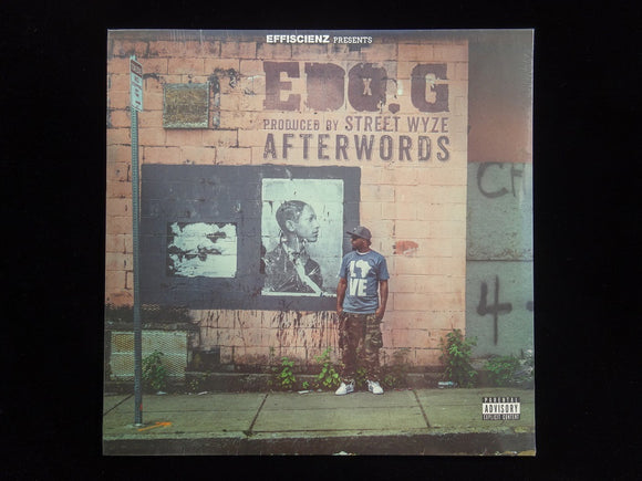 Ed O.G ‎– Afterwords (LP)