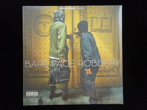 Dirt Platoon ‎– Bare Face Robbery (LP)
