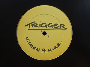 "Trigger Tha Gambler ‎– Hitman For Hire (12"")"