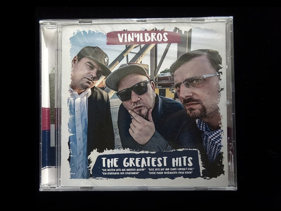 VinylBros – The Greatest Hits (CD)