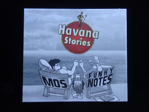 Mos & Funky Notes – Havana Stories (CD)
