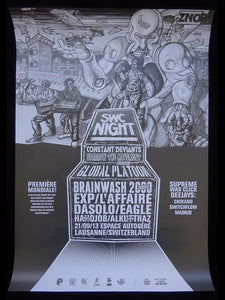 SWC Night Show Poster