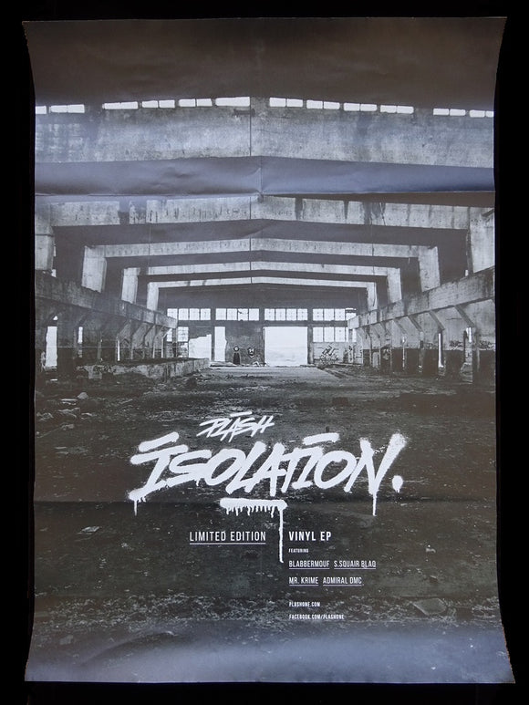 Plash - Isolation Release Poster