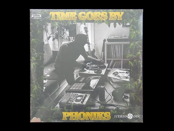 Phoniks ‎– Time Goes By (LP)