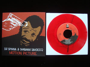 "DJ Spinna & Shabaam Sahdeeq ‎– Motion Picture / Do You (7"")"