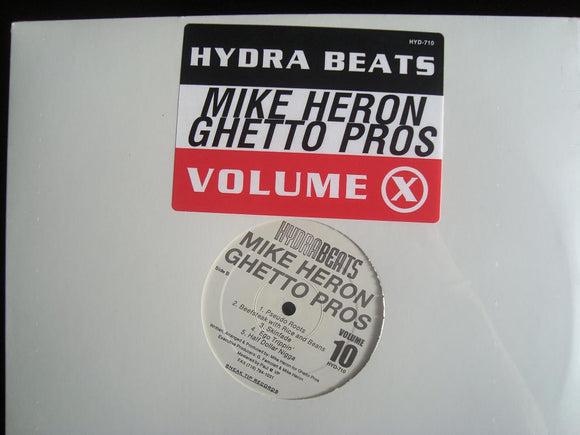 Mike Heron – Hydra Beats Volume 10 (LP)