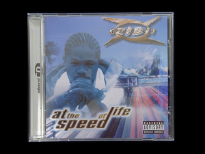 Xzibit ‎– At The Speed Of Life (CD)