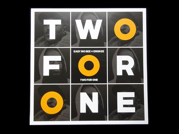 Easy Mo Bee & Emskee ‎– Two For One (LP)