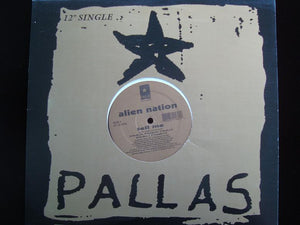 "Alien Nation ‎– Tell Me / Electric Lady (12"")"