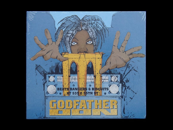 Godfather Don ‎– Beats, Bangers & Biscuits At 535 E 55th St (CD)