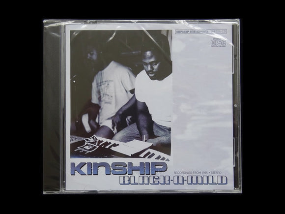 Kinship ‎– Black-N-Mild (CD)