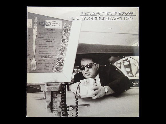 Beastie Boys ‎– Ill Communication (2LP)