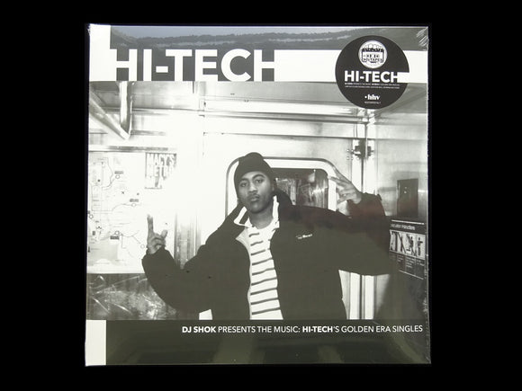 Hi-Tech ‎– Golden Era Singles (2LP)