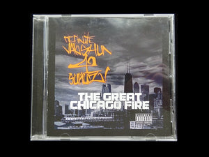 Definite Vacation -4- Suckaz ‎– The Great Chicago Fire (CD)