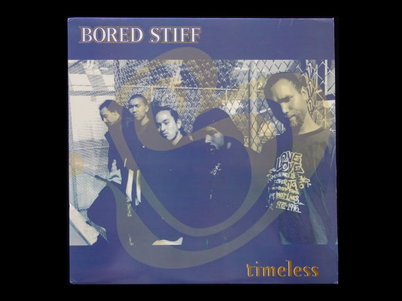 Bored Stiff ‎– Timeless (LP)