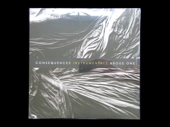 Brous One ‎– Consequences Instrumentals (LP)