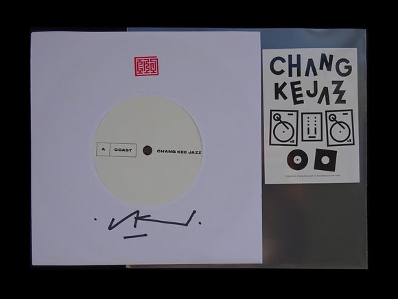 Chang Kee Jazz ‎– Coast / Knw (7