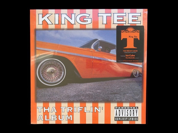 King Tee ‎– Tha Triflin' Album (LP)