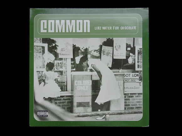 Common ‎– Like Water For Chocolate (2LP)