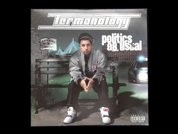 Termanology ‎– Politics As Usual (2LP)