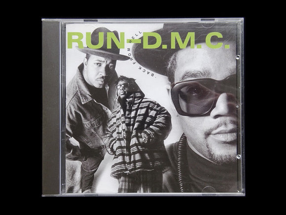 Run-D.M.C. ‎– Back From Hell (CD)