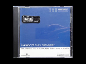 The Roots ‎– The Legendary (CD)