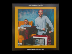 clbrks & Morriarchi ‎– Microwave Cooking 2000 (LP)