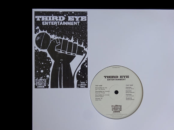 Doomzday / Gypcees / Suspects ‎– Third Eye Entertainment (EP)