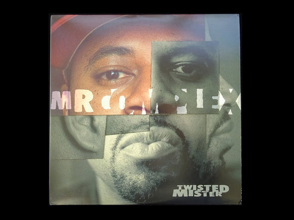Mr. Complex ‎– Twisted Mister (2LP)