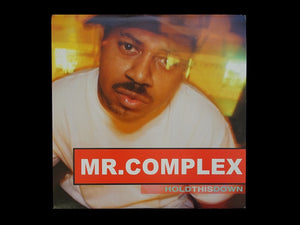 Mr. Complex ‎– Hold This Down (2LP)