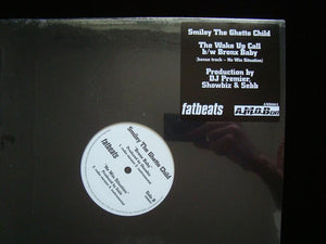 "Smiley the Ghetto Child ‎– The Wake Up Call (12"")"