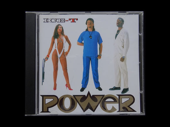 Ice-T ‎– Power (CD)
