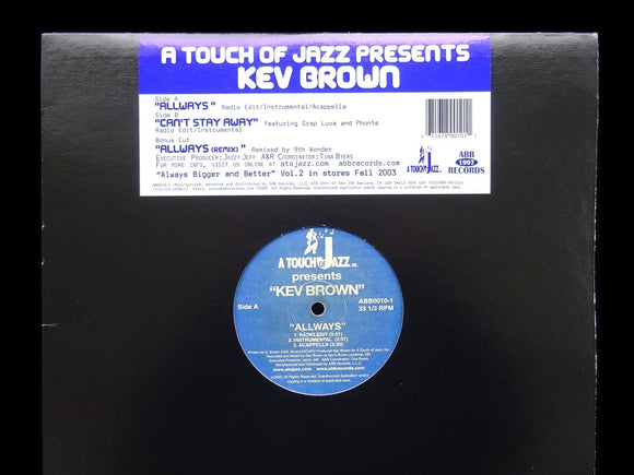 Kev Brown ‎– Allways (12
