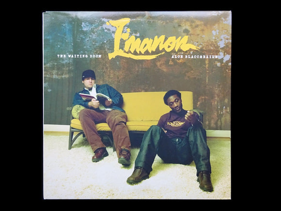 Emanon ‎– The Waiting Room (LP)