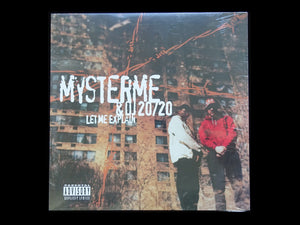 Mysterme & DJ 20/20 ‎– Let Me Explain (LP)