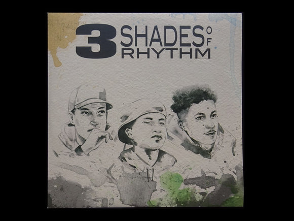 3 Shades Of Rhythm ‎– 3 Shades Of Rhythm (3LP)