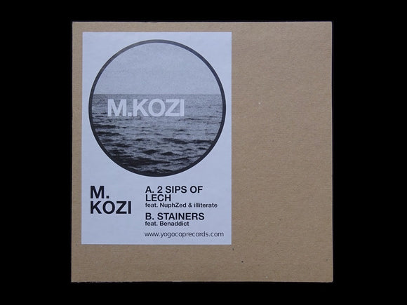 M.KOZI ‎– 2 Sips of Lech / Stainers (7