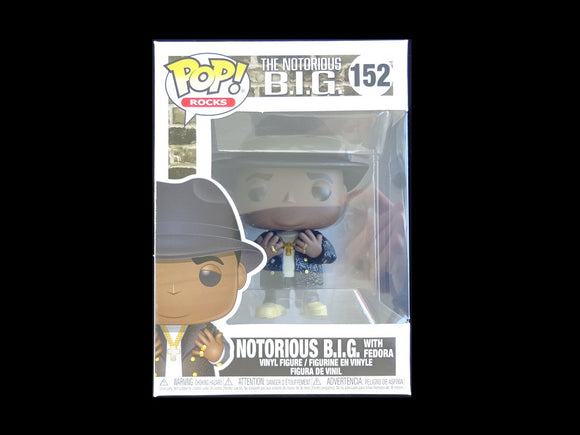Funko Pop! Vinyl Figure - The Notorious B.I.G. #152