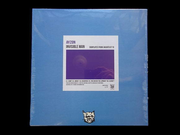Ayzon ‎– Invisible Man (EP)
