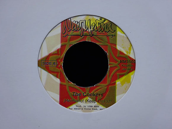 The Cookers ‎– Hermano (Keep On) (7