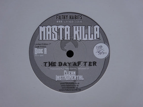 Masta Killa / TimboKing ‎– The Day After / Armoured Truck (7