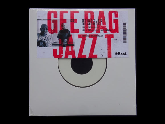"Gee Bag X Jazz T ‎– The Goodfoot (7"")"