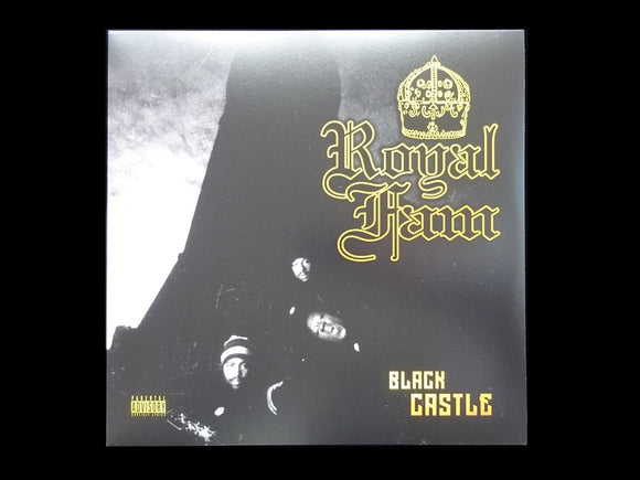 Royal Fam ‎– Black Castle (LP)