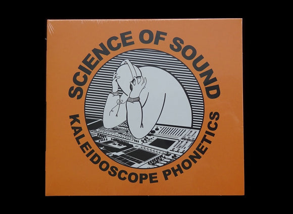 Kopie von Science Of Sound ‎– Kaleidoscope Phonetics (CD)